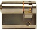 Profihalbzylinder nach DIN mit 8-fach verstellbaren Schließbart (Standard)