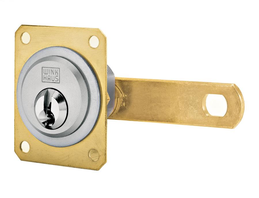 40//65mm Schließzylinder Winkhaus keyTec N-tra Doppelprofilzylinder Länge